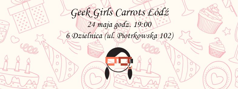 Geek Girls Carrots Łódź