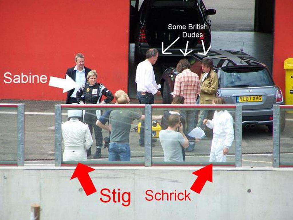 Tim Schrick oraz Stig