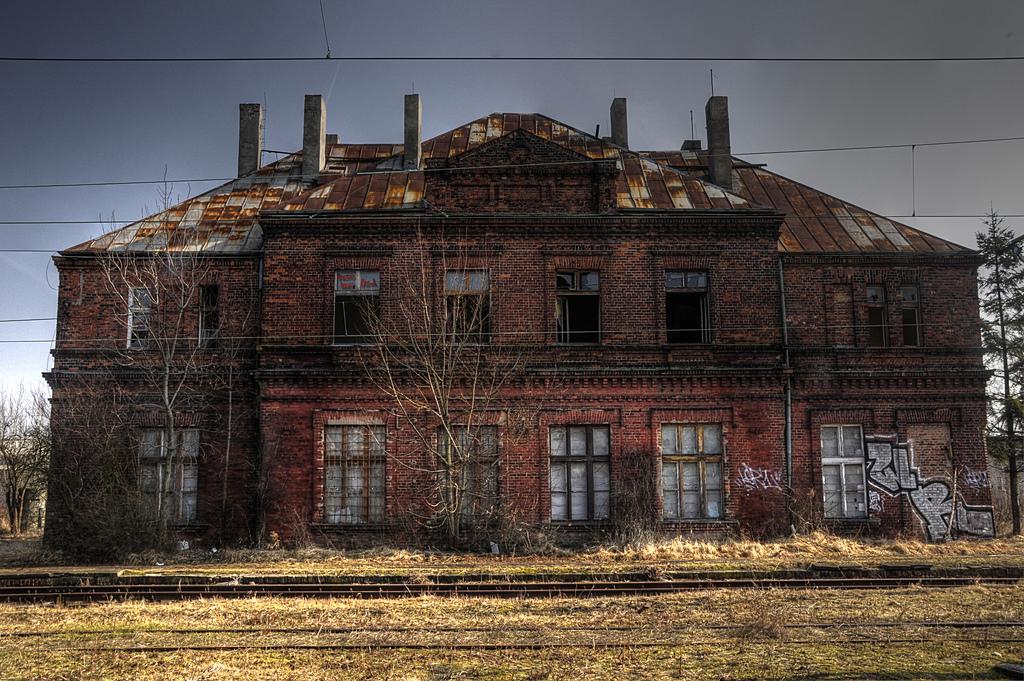 Łódź Kaliska Towarowa