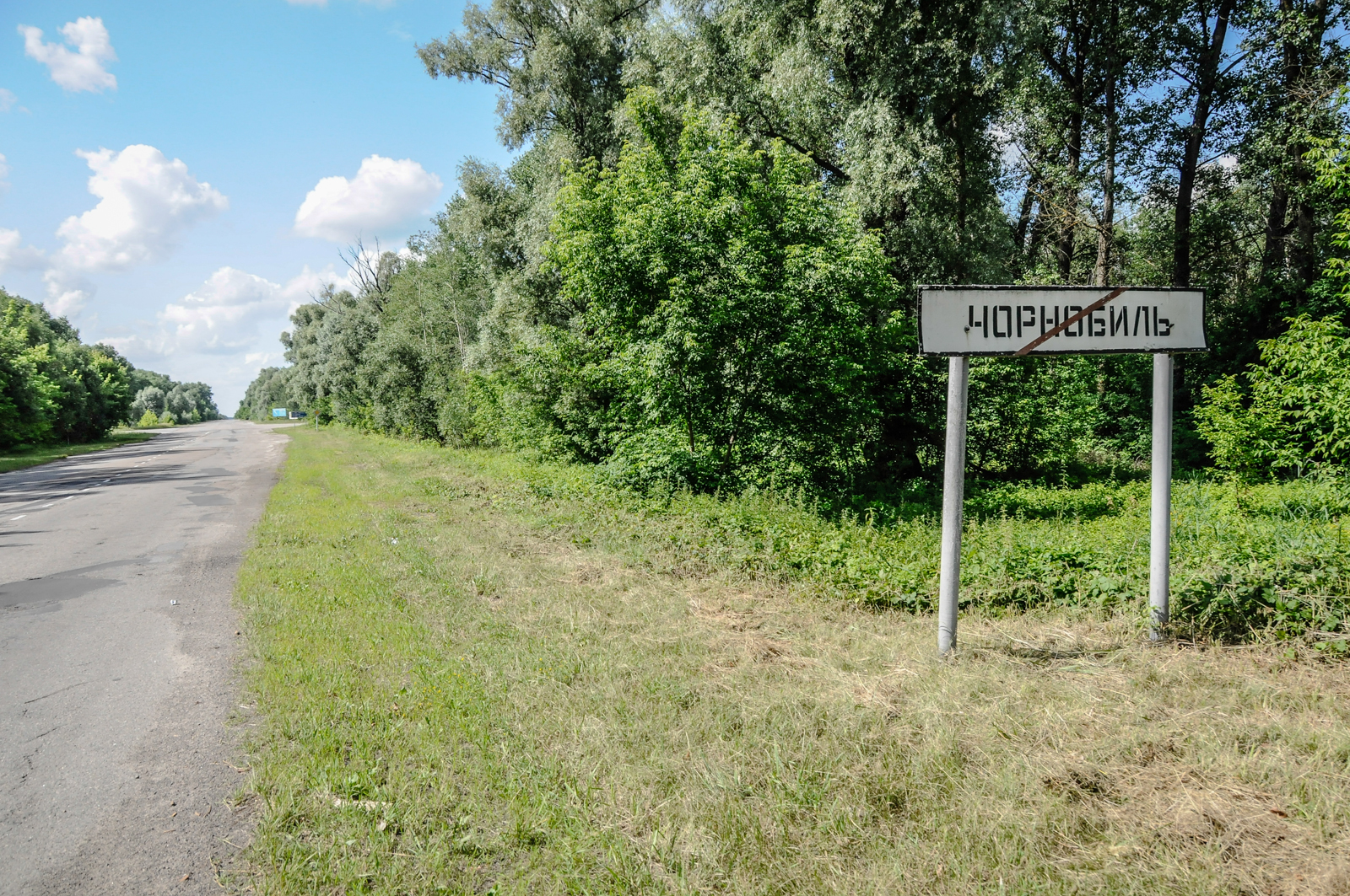 Atomowe bociany w Czarnobylu