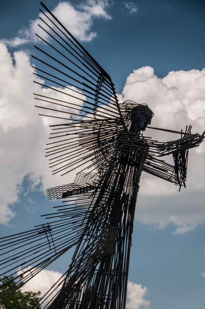 Pomnik Trąbiącego Anioła