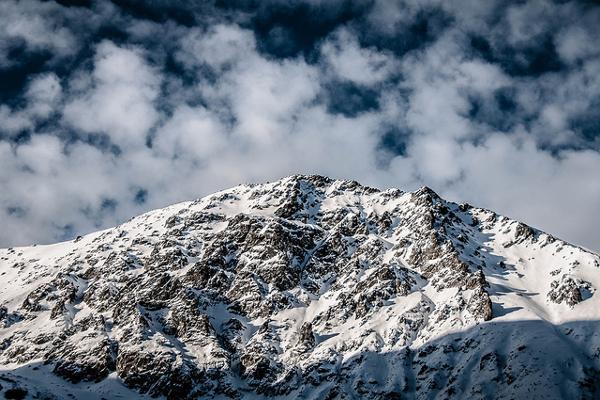 Zima w górach, mój pierwszy raz