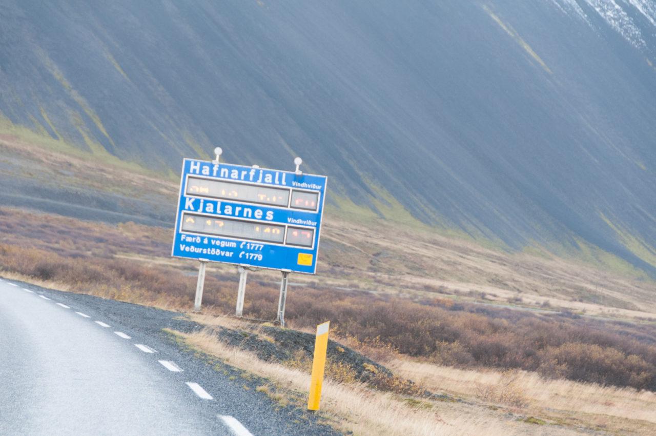 Droga numer 1 na Islandii