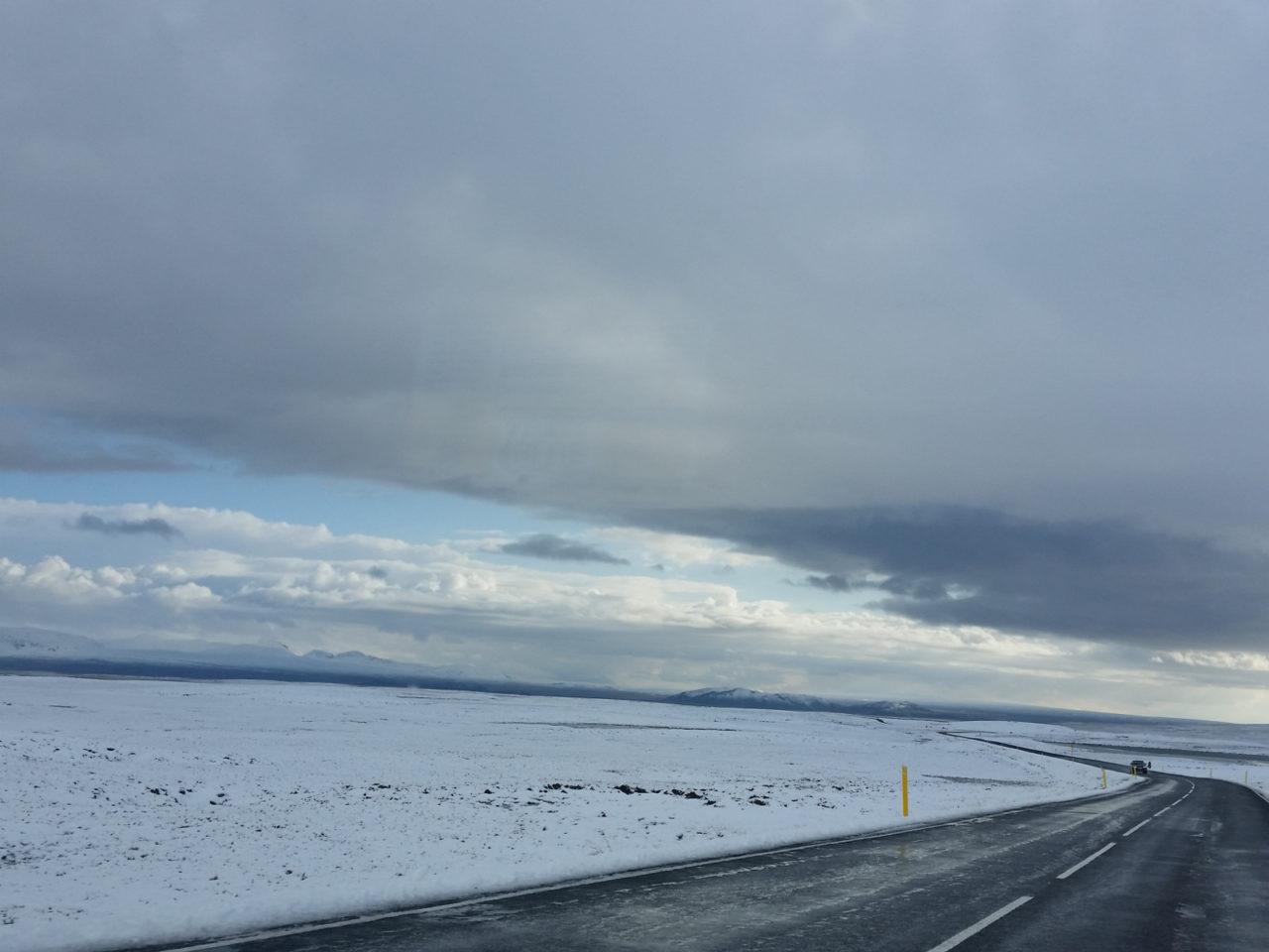 Droga na Islandii numer 1
